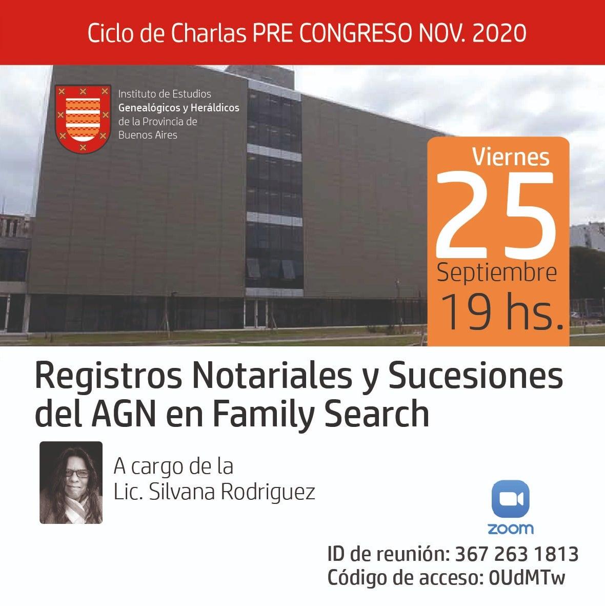 Registros notariales y Sucesiones