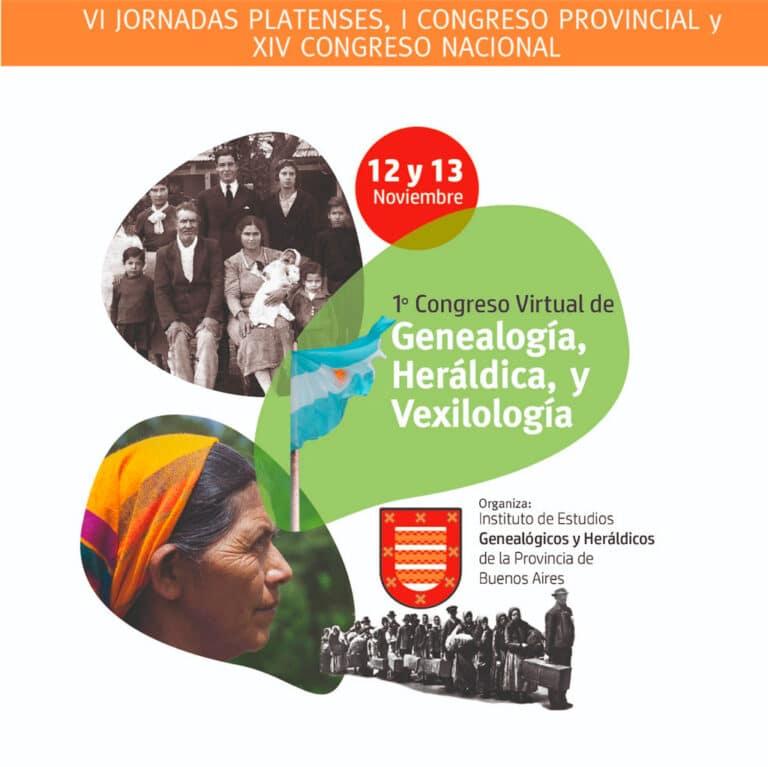 I CONGRESO PROVINCIAL DE GENEALOGÍA, HERÁLDICA Y VEXILOLOGÍA.